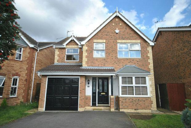 4 Bedrooms Detached House for sale in Heimdall Road, Scartho Top, GRIMSBY