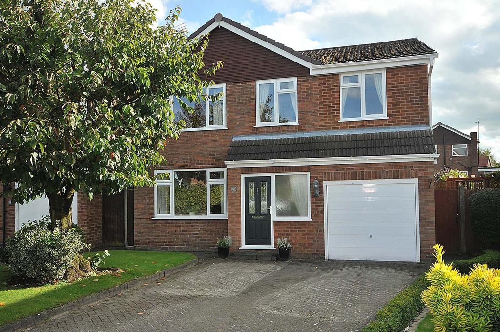 4 Bedrooms Detached House for sale in Sandown Crescent, Cuddington