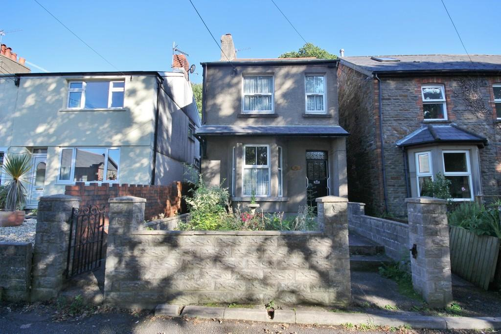 2 Bedrooms Detached House for sale in Ironbridge Road, Tongywnlais, Cardiff