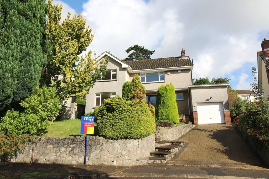 4 Bedrooms Detached House for sale in Windsor Avenue, Radyr