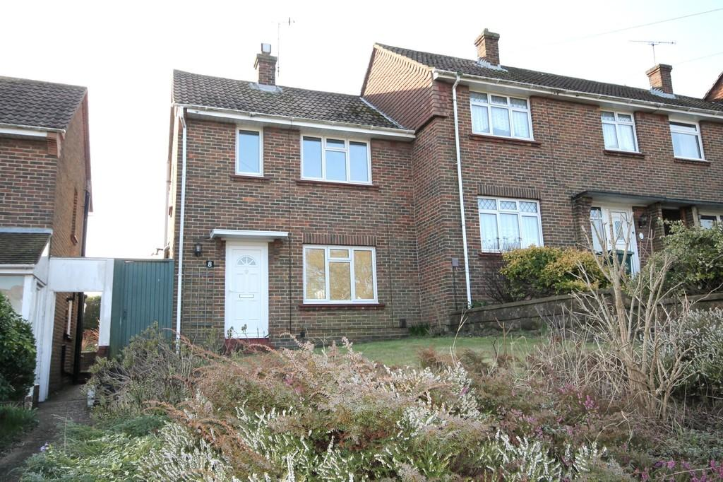 2 Bedrooms End Of Terrace House for sale in Wickhurst Road, Portslade