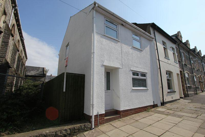2 Bedrooms Semi Detached House for sale in Arcot Street, Penarth