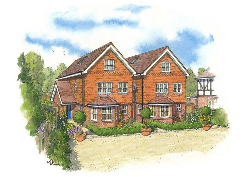 4 Bedrooms House for sale in The Common, Cranleigh