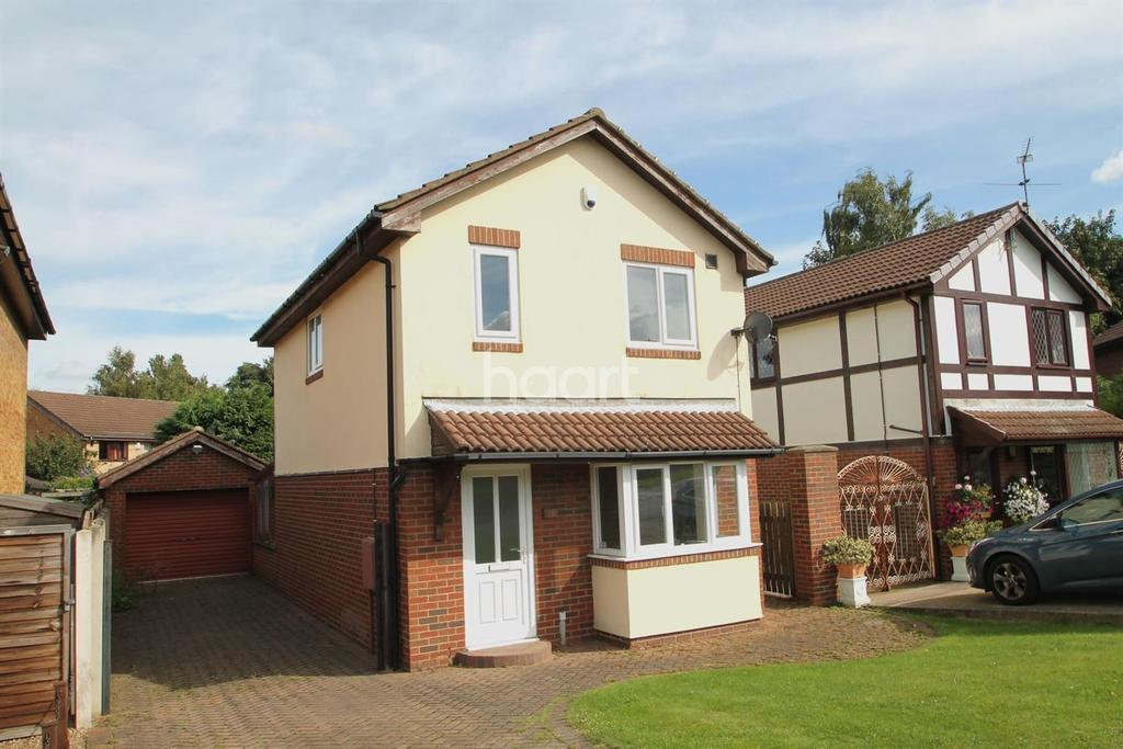 3 Bedrooms Detached House for sale in Challenger Drive, Sprotbrough