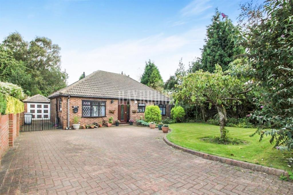 3 Bedrooms Bungalow for sale in Highview Close, Darfield