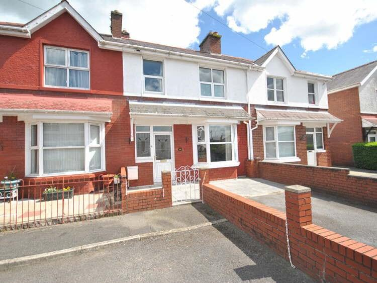 3 Bedrooms Terraced House for sale in Myrddin Crescent, Carmarthen, SA31