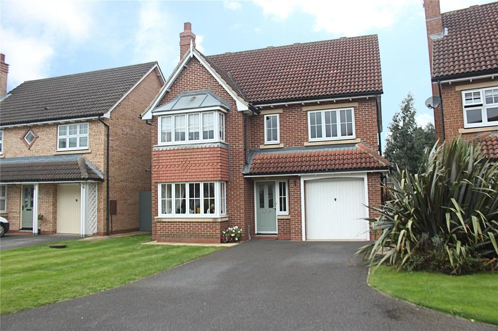 5 Bedrooms Detached House for sale in Nevern Crescent, Ingleby Barwick