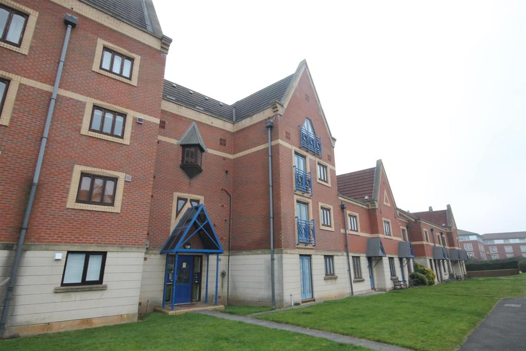 2 Bedrooms Apartment Flat for sale in Anchorage Mews, Teesdale