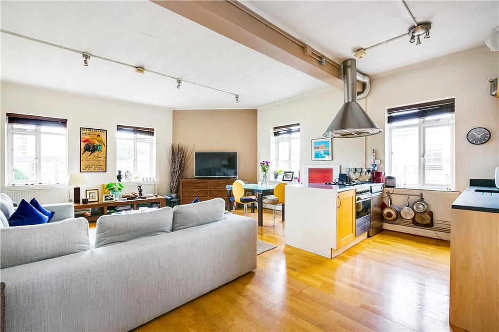 1 Bedroom Flat for sale in North End Road, Fulham, London, SW6