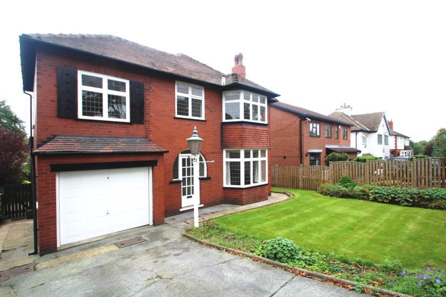 4 Bedrooms Detached House for sale in HORBURY ROAD, WAKEFIELD, WF2 8JJ