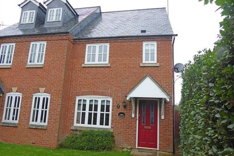 3 bedroom semi-detached house to rent - Scowcroft Drive, Bishops Itchington, Southam