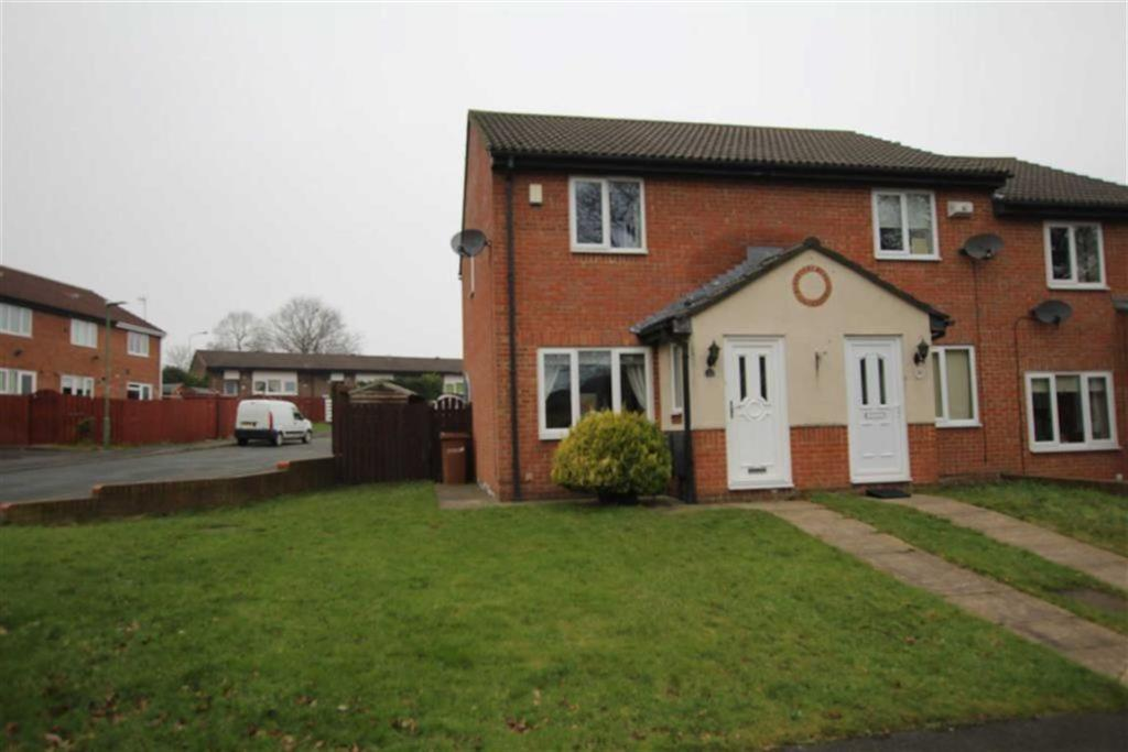 2 Bedrooms Semi Detached House for sale in Lisle Road, Newton Aycliffe, County Durham