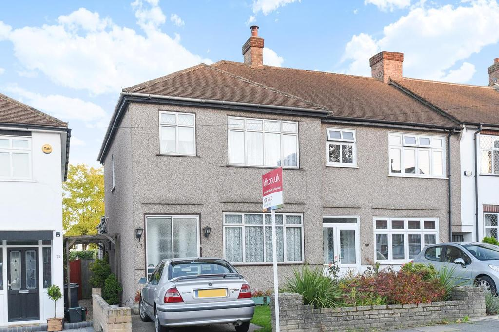 3 Bedrooms Terraced House for sale in Cranmore Road, Chislehurst, BR7