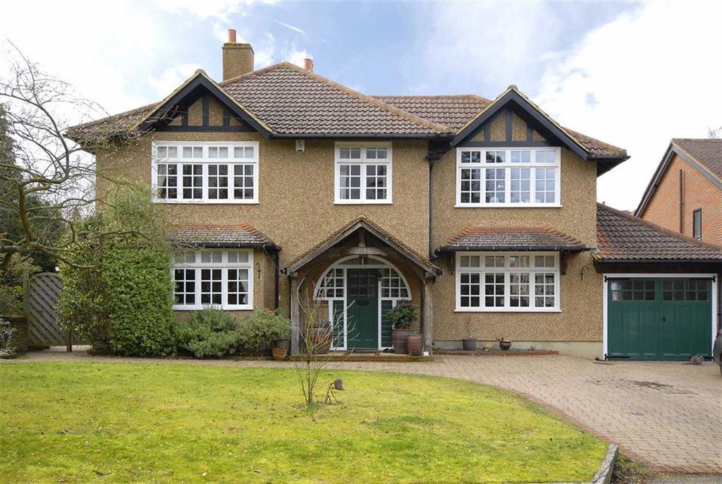 5 Bedrooms Detached House for sale in Oakfield Lane, Keston, Kent