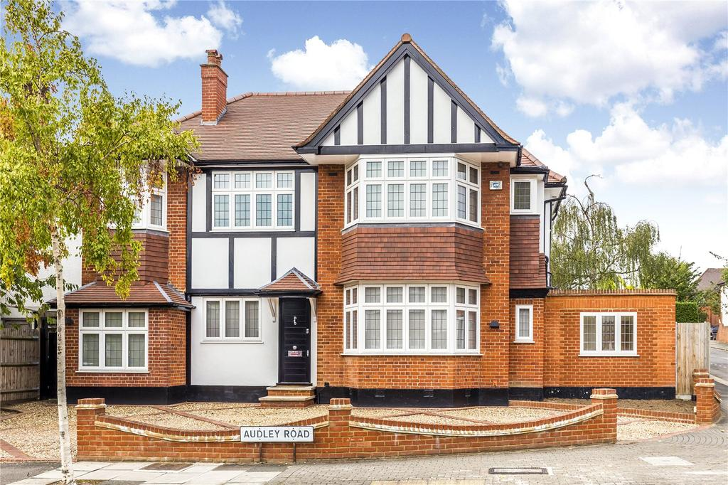 5 Bedrooms Detached House for sale in Audley Road, Ealing, London, W5