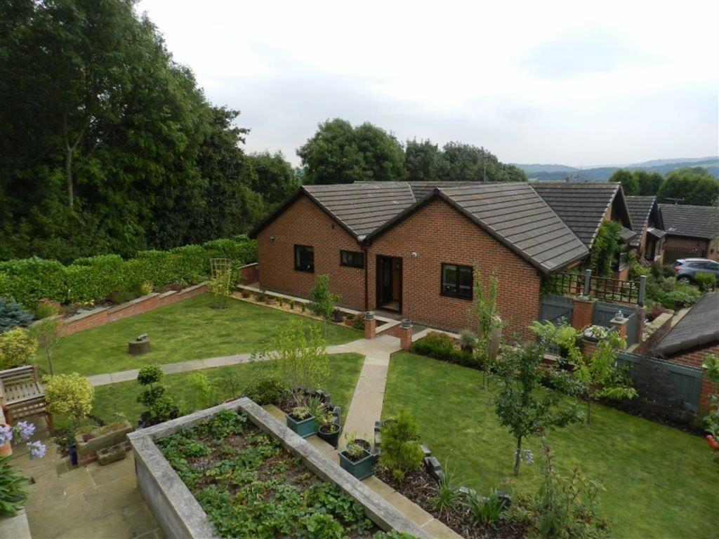 4 Bedrooms Detached Bungalow for sale in Heights View, Thurgoland, Sheffield, S35