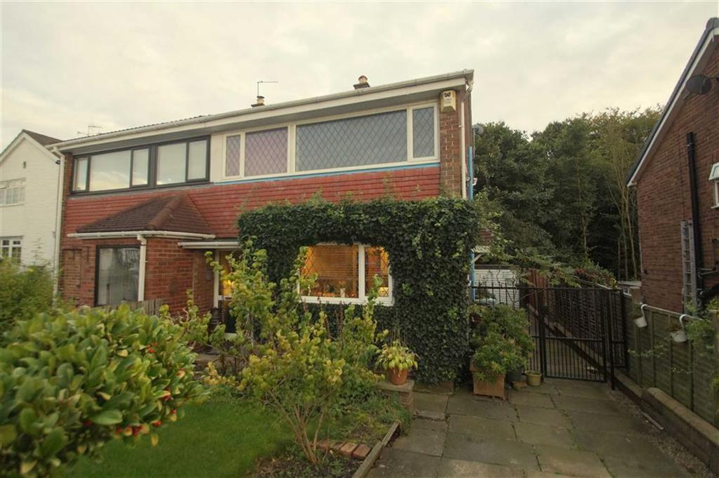 3 Bedrooms Semi Detached House for sale in Temple Avenue, Leeds