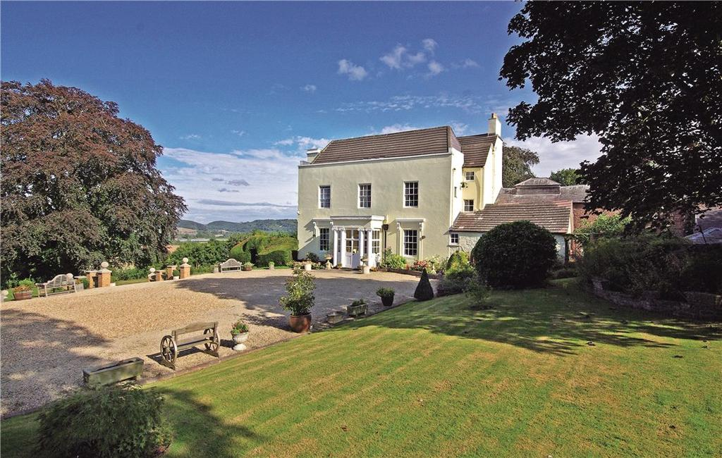 7 Bedrooms Detached House for sale in Ross-on-Wye, Herefordshire, HR9