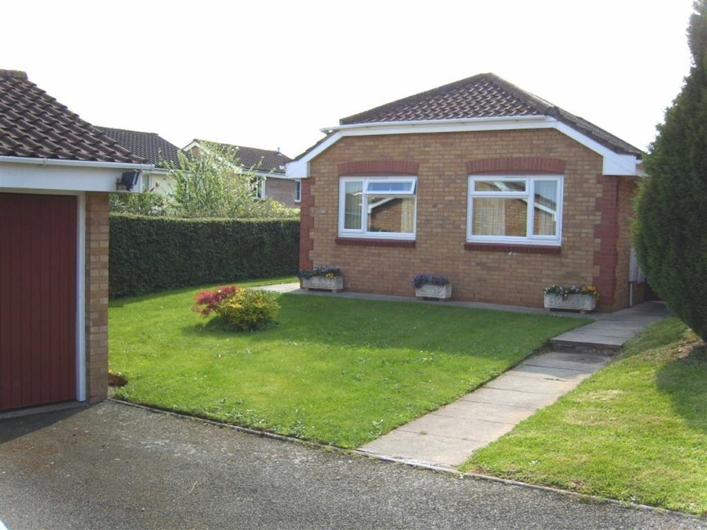 2 Bedrooms Bungalow for sale in Haldon Way, Hereford