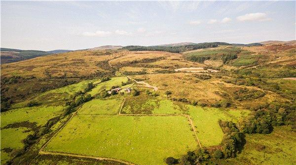Land Commercial for sale in Plot At Whitestone Farm, Saddell, Campbeltown, Argyll and Bute, PA28
