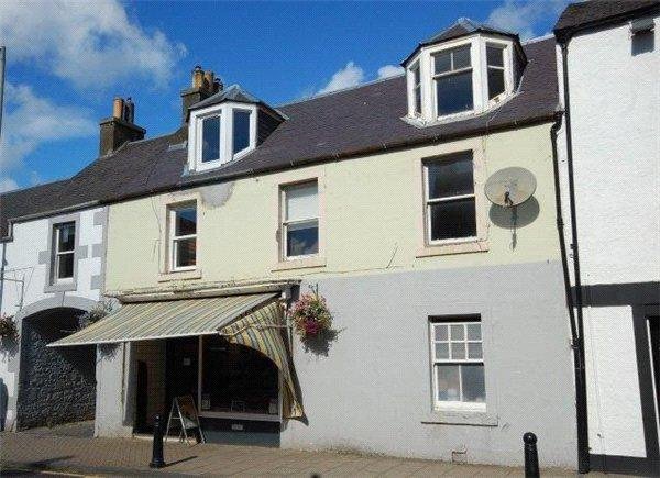 2 Bedrooms Apartment Flat for sale in 58 High Street, Innerleithen, Scottish Borders, EH44