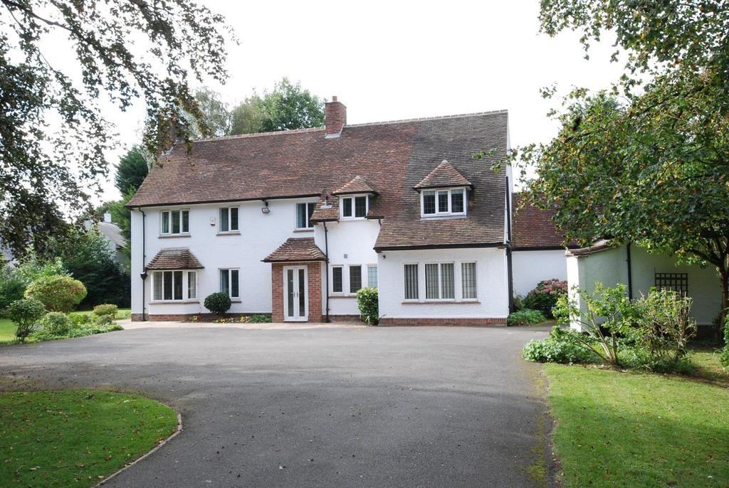 4 Bedrooms Detached House for sale in Gainsborough Road, Winthorpe