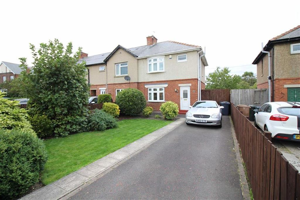 3 Bedrooms End Of Terrace House for sale in Dudley Lane, Newcastle Upon Tyne, NE13