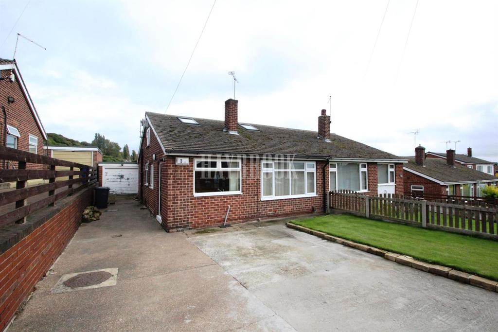 2 Bedrooms Bungalow for sale in Meadow View, Worsbrough