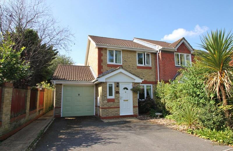 3 Bedrooms End Of Terrace House for sale in Shires Mead, Verwood