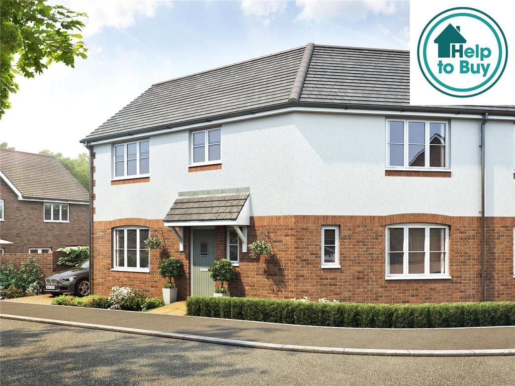 3 Bedrooms Semi Detached House for sale in Mercer Grove, Kidderminster Rd, Bromsgrove, Worcestershire