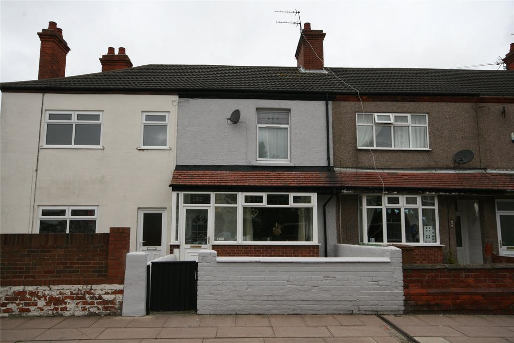 4 Bedrooms Terraced House for sale in Park Street, Grimsby, DN32