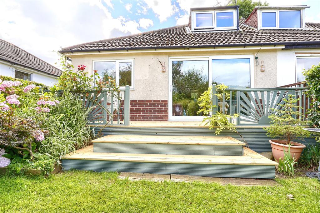 2 Bedrooms Semi Detached Bungalow for sale in Gypsy Lane, Nunthorpe