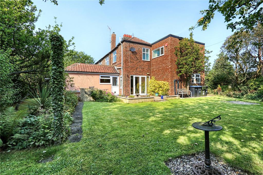 4 Bedrooms Semi Detached House for sale in Gunnergate Lane, Marton