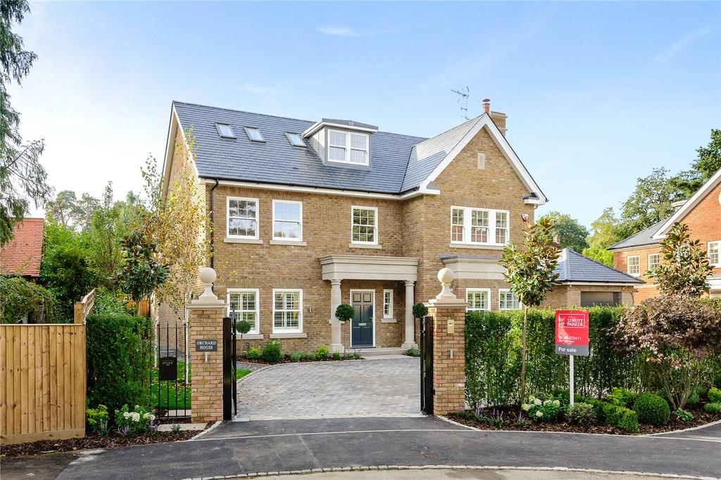 6 Bedrooms Detached House for sale in Whynstones Road, Ascot, Berkshire