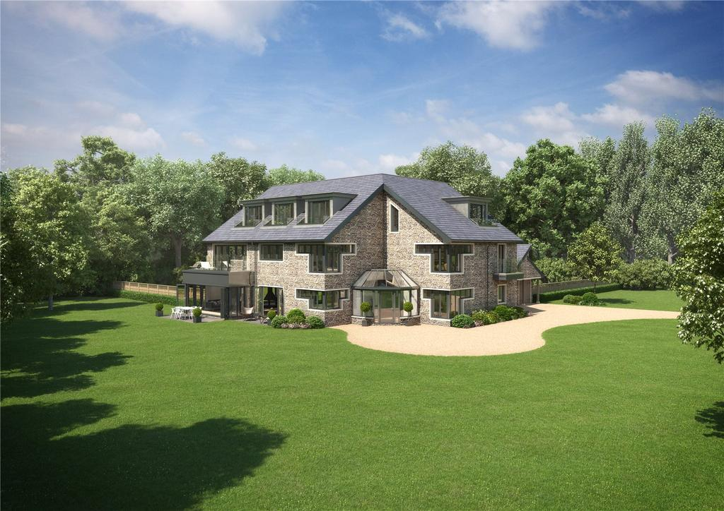 5 Bedrooms Detached House for sale in Butcherfield Lane, Hartfield, East Sussex