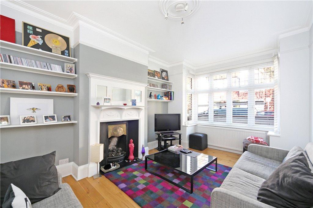 4 Bedrooms Terraced House for sale in Ellaline Road, Fulham, London, W6