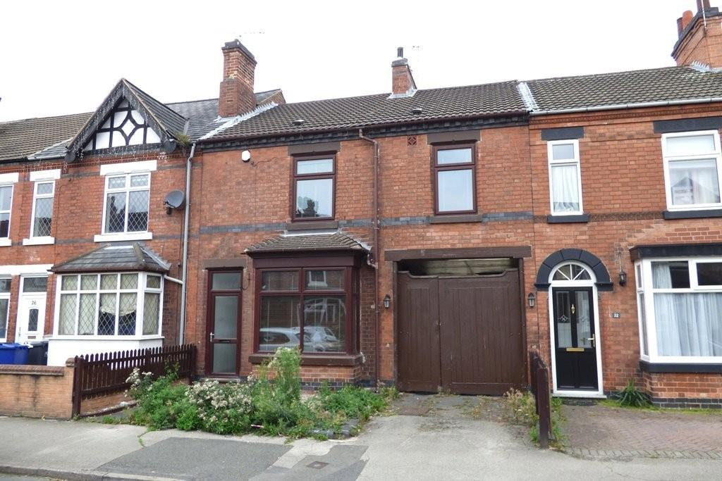 4 Bedrooms Terraced House for sale in Outwoods Street, Burton upon Trent