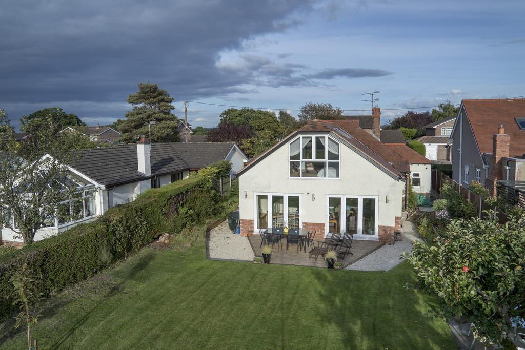 4 Bedrooms Detached Bungalow for sale in Belle Vue Lane, Guilden Sutton