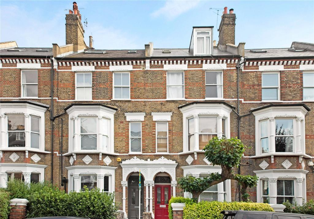 2 Bedrooms Flat for sale in Estelle Road, Hampstead, London, NW3