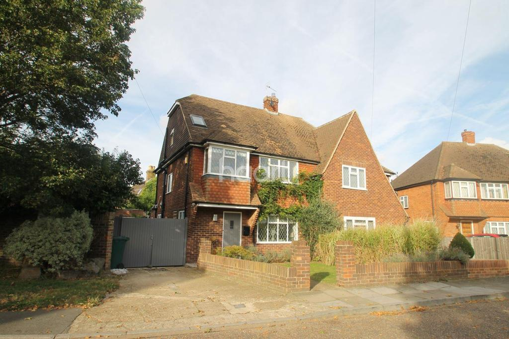 4 Bedrooms Semi Detached House for sale in Crosswell Close, Charlton Village