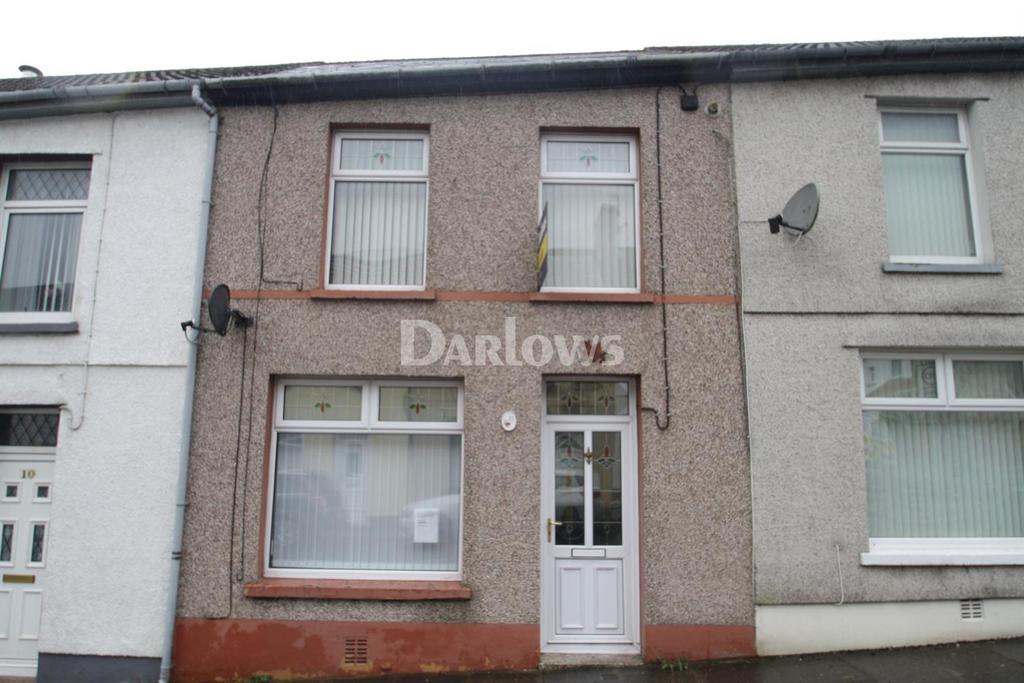 2 Bedrooms Terraced House for sale in Seward Street, Penydarren