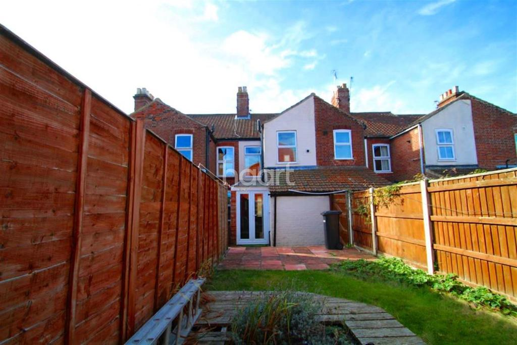 2 Bedrooms Terraced House for sale in Knowsley Road