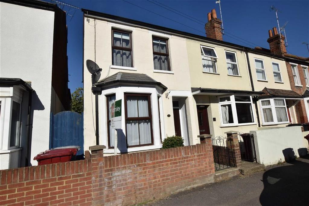2 Bedrooms End Of Terrace House for sale in Queens Road, Caversham, Reading