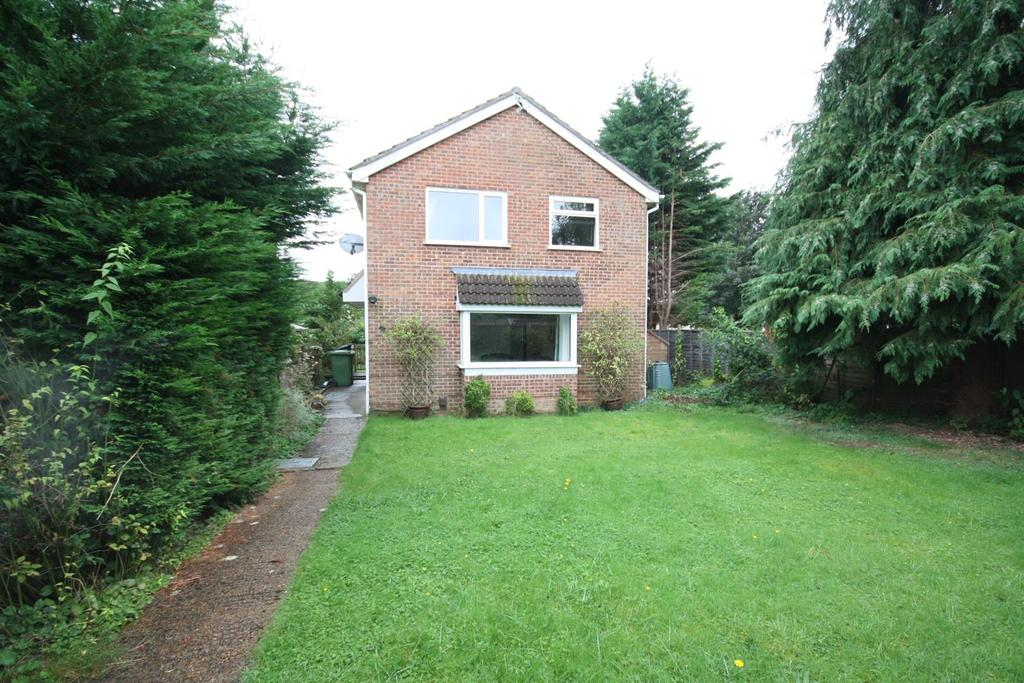 4 Bedrooms Detached House for sale in Loughwood Close, Eastleigh