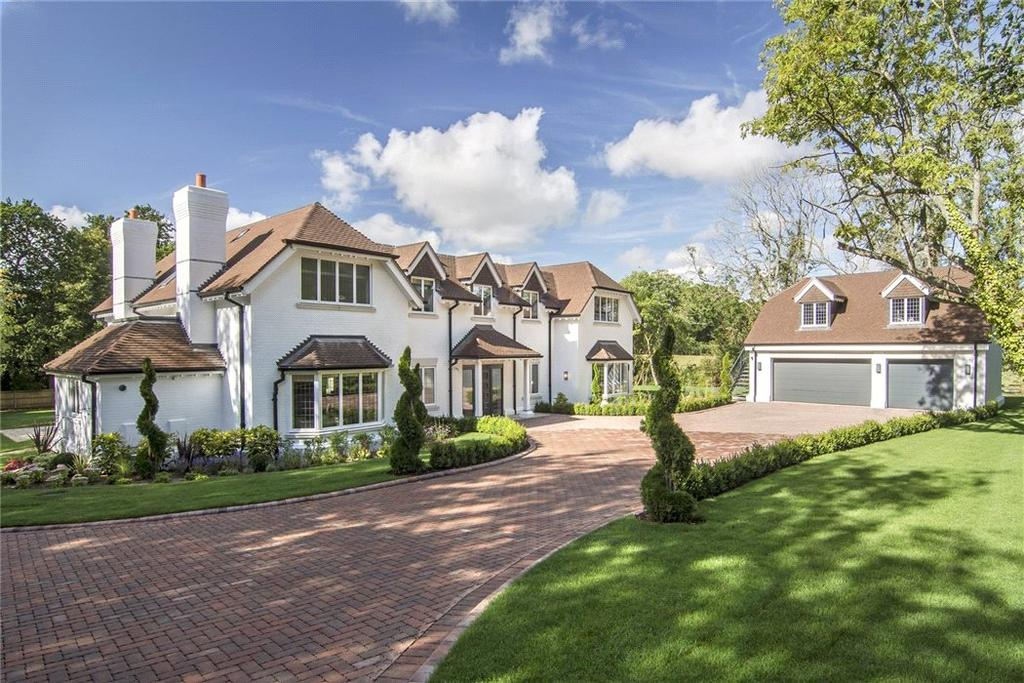 5 Bedrooms Detached House for sale in Finchampstead, Wokingham, Berkshire, RG40