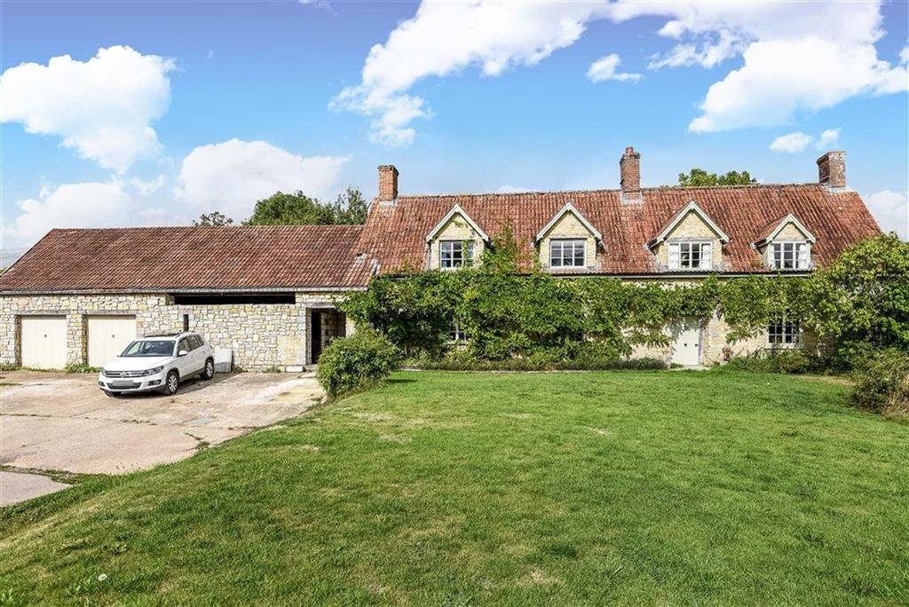 5 Bedrooms Detached House for sale in Griffin Lane, West Hatch, Taunton, Somerset, TA3