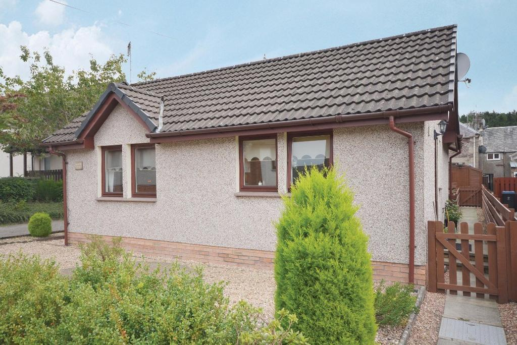 2 Bedrooms Detached Bungalow for sale in 3 Mid Lane, Braco, Dunblane, FK15 9QL