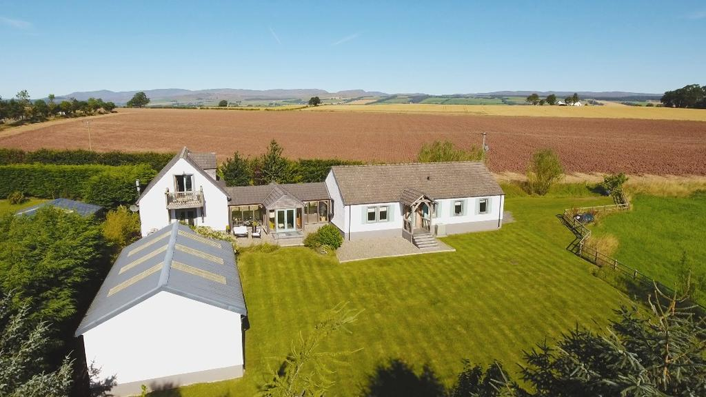 4 Bedrooms Detached House for sale in Madderty , Madderty, by Crieff , Perthshire , PH7 3PN