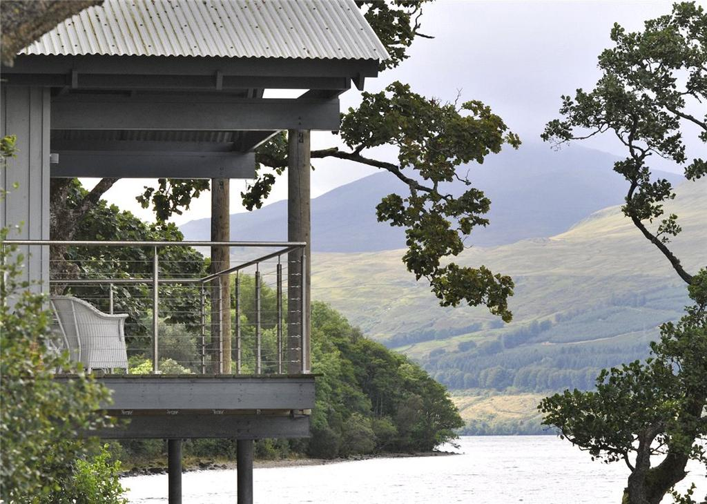 Farm House Character Property for sale in Kenmore, Loch Tay, Aberfeldy, Perthshire, PH15