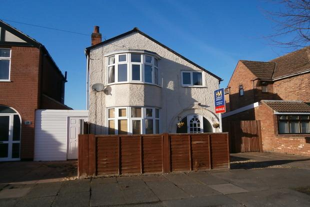 3 Bedrooms Detached House for sale in Edgehill Road, off Gipsy Lane, Leicester, LE4